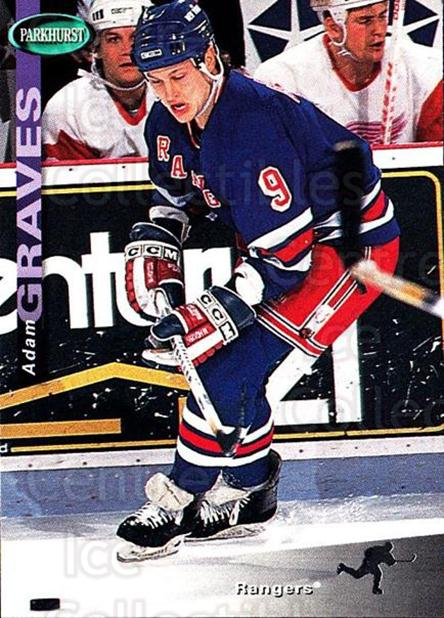 1994-95 Parkhurst #147 Adam Graves<br/>4 In Stock - $1.00 each - <a href=https://centericecollectibles.foxycart.com/cart?name=1994-95%20Parkhurst%20%23147%20Adam%20Graves...&quantity_max=4&price=$1.00&code=150915 class=foxycart> Buy it now! </a>