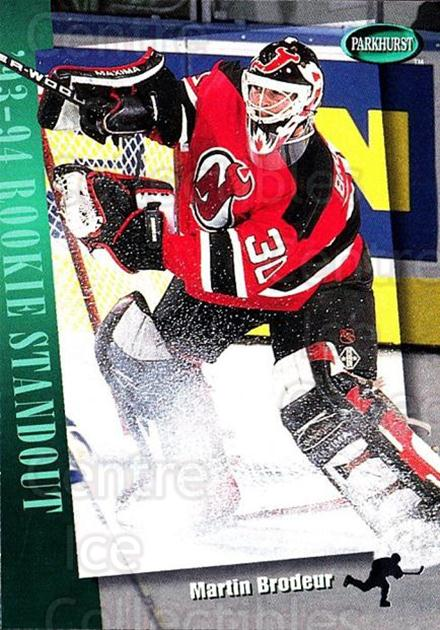 1994-95 Parkhurst #278 Martin Brodeur<br/>1 In Stock - $2.00 each - <a href=https://centericecollectibles.foxycart.com/cart?name=1994-95%20Parkhurst%20%23278%20Martin%20Brodeur...&price=$2.00&code=150951 class=foxycart> Buy it now! </a>
