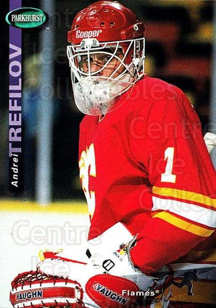 1994-95 Parkhurst #36 Andrei Trefilov<br/>1 In Stock - $1.00 each - <a href=https://centericecollectibles.foxycart.com/cart?name=1994-95%20Parkhurst%20%2336%20Andrei%20Trefilov...&quantity_max=1&price=$1.00&code=150986 class=foxycart> Buy it now! </a>
