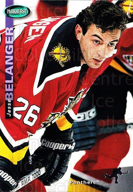 1994-95 Parkhurst #86 Jesse Belanger<br/>2 In Stock - $1.00 each - <a href=https://centericecollectibles.foxycart.com/cart?name=1994-95%20Parkhurst%20%2386%20Jesse%20Belanger...&quantity_max=2&price=$1.00&code=151040 class=foxycart> Buy it now! </a>