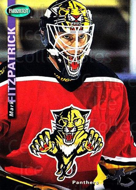 1994-95 Parkhurst #87 Mark Fitzpatrick<br/>2 In Stock - $1.00 each - <a href=https://centericecollectibles.foxycart.com/cart?name=1994-95%20Parkhurst%20%2387%20Mark%20Fitzpatric...&quantity_max=2&price=$1.00&code=151041 class=foxycart> Buy it now! </a>