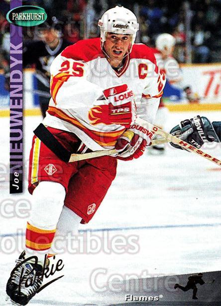 1994-95 Parkhurst Gold #33 Joe Nieuwendyk<br/>4 In Stock - $2.00 each - <a href=https://centericecollectibles.foxycart.com/cart?name=1994-95%20Parkhurst%20Gold%20%2333%20Joe%20Nieuwendyk...&quantity_max=4&price=$2.00&code=151130 class=foxycart> Buy it now! </a>