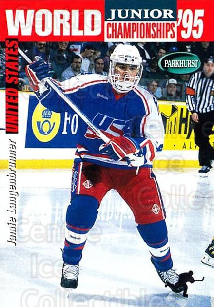 1994-95 Parkhurst SE #248 Jamie Langenbrunner<br/>3 In Stock - $1.00 each - <a href=https://centericecollectibles.foxycart.com/cart?name=1994-95%20Parkhurst%20SE%20%23248%20Jamie%20Langenbru...&quantity_max=3&price=$1.00&code=151189 class=foxycart> Buy it now! </a>