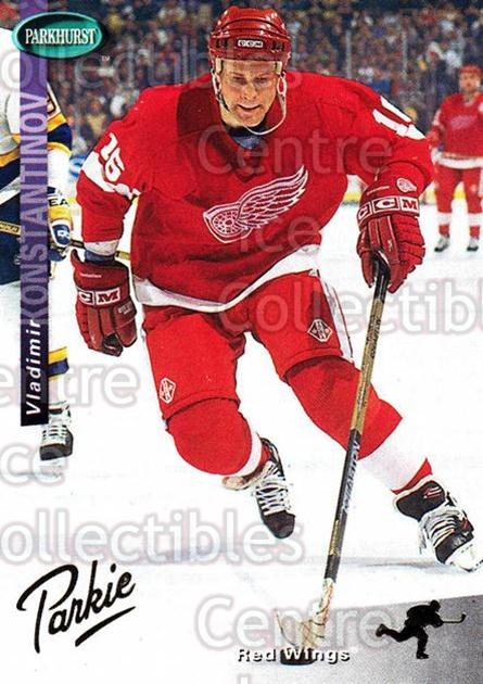 1994-95 Parkhurst SE Gold #53 Vladimir Konstantinov<br/>5 In Stock - $2.00 each - <a href=https://centericecollectibles.foxycart.com/cart?name=1994-95%20Parkhurst%20SE%20Gold%20%2353%20Vladimir%20Konsta...&quantity_max=5&price=$2.00&code=151336 class=foxycart> Buy it now! </a>