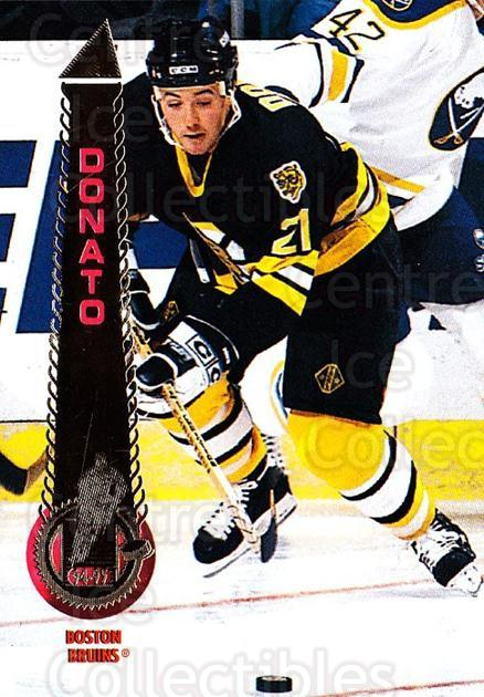1994-95 Pinnacle #146 Ted Donato<br/>5 In Stock - $1.00 each - <a href=https://centericecollectibles.foxycart.com/cart?name=1994-95%20Pinnacle%20%23146%20Ted%20Donato...&quantity_max=5&price=$1.00&code=151396 class=foxycart> Buy it now! </a>