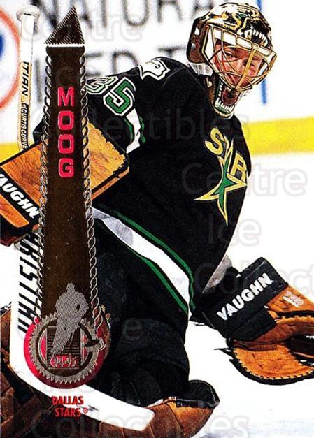 1994-95 Pinnacle #315 Andy Moog<br/>3 In Stock - $1.00 each - <a href=https://centericecollectibles.foxycart.com/cart?name=1994-95%20Pinnacle%20%23315%20Andy%20Moog...&quantity_max=3&price=$1.00&code=151465 class=foxycart> Buy it now! </a>