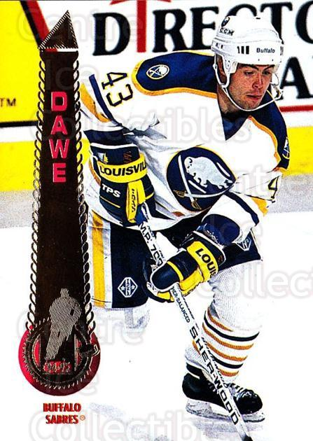 1994-95 Pinnacle #366 Jason Dawe<br/>6 In Stock - $1.00 each - <a href=https://centericecollectibles.foxycart.com/cart?name=1994-95%20Pinnacle%20%23366%20Jason%20Dawe...&quantity_max=6&price=$1.00&code=151520 class=foxycart> Buy it now! </a>