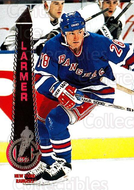 1994-95 Pinnacle #88 Steve Larmer<br/>6 In Stock - $1.00 each - <a href=https://centericecollectibles.foxycart.com/cart?name=1994-95%20Pinnacle%20%2388%20Steve%20Larmer...&quantity_max=6&price=$1.00&code=151742 class=foxycart> Buy it now! </a>