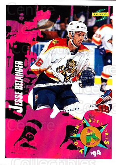 1994-95 Score #257 Jesse Belanger<br/>4 In Stock - $1.00 each - <a href=https://centericecollectibles.foxycart.com/cart?name=1994-95%20Score%20%23257%20Jesse%20Belanger...&quantity_max=4&price=$1.00&code=151912 class=foxycart> Buy it now! </a>