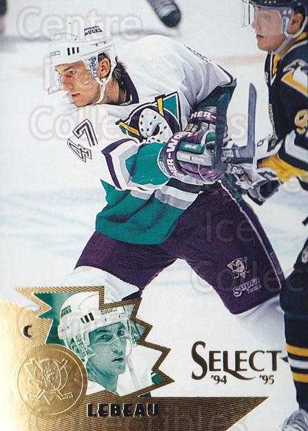 1994-95 Select #65 Stephan Lebeau<br/>4 In Stock - $1.00 each - <a href=https://centericecollectibles.foxycart.com/cart?name=1994-95%20Select%20%2365%20Stephan%20Lebeau...&quantity_max=4&price=$1.00&code=152288 class=foxycart> Buy it now! </a>