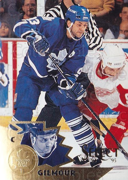 1994-95 Select #69 Doug Gilmour<br/>2 In Stock - $2.00 each - <a href=https://centericecollectibles.foxycart.com/cart?name=1994-95%20Select%20%2369%20Doug%20Gilmour...&quantity_max=2&price=$2.00&code=152292 class=foxycart> Buy it now! </a>