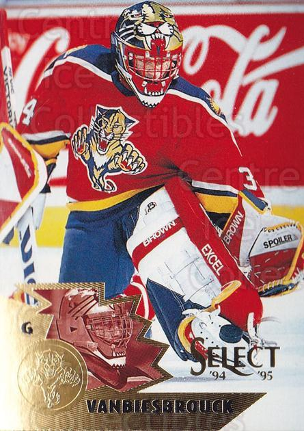 1994-95 Select #7 John Vanbiesbrouck<br/>4 In Stock - $2.00 each - <a href=https://centericecollectibles.foxycart.com/cart?name=1994-95%20Select%20%237%20John%20Vanbiesbro...&quantity_max=4&price=$2.00&code=152293 class=foxycart> Buy it now! </a>