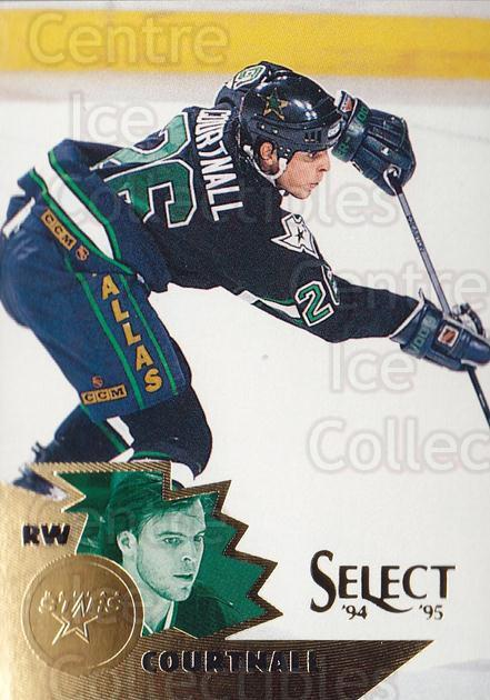 1994-95 Select #70 Russ Courtnall<br/>4 In Stock - $1.00 each - <a href=https://centericecollectibles.foxycart.com/cart?name=1994-95%20Select%20%2370%20Russ%20Courtnall...&quantity_max=4&price=$1.00&code=152294 class=foxycart> Buy it now! </a>