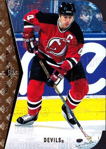 1994-95 SP Die Cuts #66 Scott Stevens<br/>14 In Stock - $2.00 each - <a href=https://centericecollectibles.foxycart.com/cart?name=1994-95%20SP%20Die%20Cuts%20%2366%20Scott%20Stevens...&quantity_max=14&price=$2.00&code=152403 class=foxycart> Buy it now! </a>