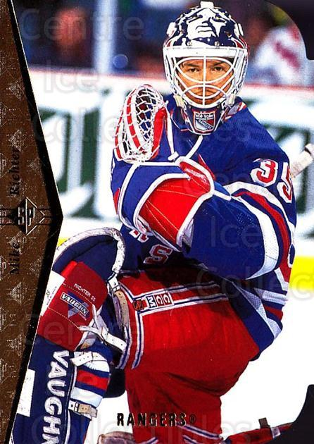 1994-95 SP Die Cuts #75 Mike Richter<br/>3 In Stock - $2.00 each - <a href=https://centericecollectibles.foxycart.com/cart?name=1994-95%20SP%20Die%20Cuts%20%2375%20Mike%20Richter...&quantity_max=3&price=$2.00&code=152413 class=foxycart> Buy it now! </a>