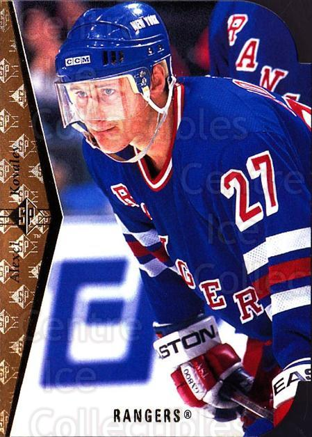 1994-95 SP Die Cuts #76 Alexei Kovalev<br/>12 In Stock - $2.00 each - <a href=https://centericecollectibles.foxycart.com/cart?name=1994-95%20SP%20Die%20Cuts%20%2376%20Alexei%20Kovalev...&quantity_max=12&price=$2.00&code=152414 class=foxycart> Buy it now! </a>