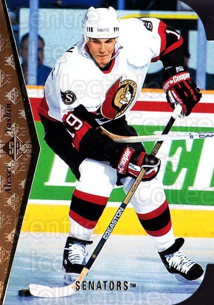 1994-95 SP Die Cuts #79 Alexei Yashin<br/>14 In Stock - $2.00 each - <a href=https://centericecollectibles.foxycart.com/cart?name=1994-95%20SP%20Die%20Cuts%20%2379%20Alexei%20Yashin...&quantity_max=14&price=$2.00&code=152417 class=foxycart> Buy it now! </a>