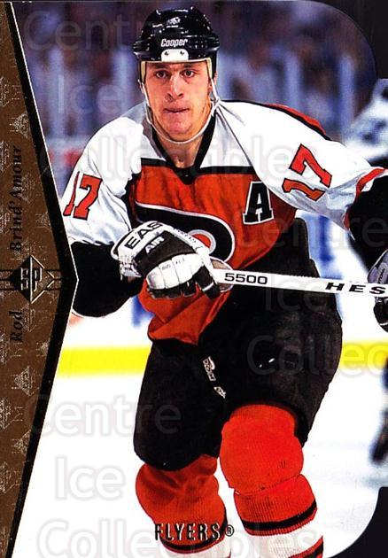 1994-95 SP Die Cuts #86 Rod Brind'Amour<br/>14 In Stock - $2.00 each - <a href=https://centericecollectibles.foxycart.com/cart?name=1994-95%20SP%20Die%20Cuts%20%2386%20Rod%20Brind'Amour...&quantity_max=14&price=$2.00&code=152425 class=foxycart> Buy it now! </a>