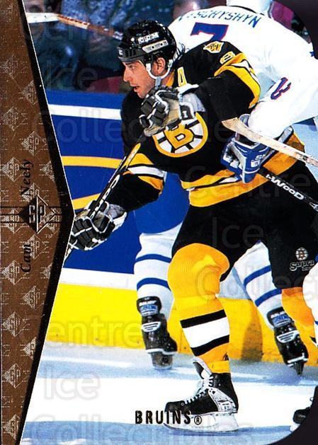 1994-95 SP Die Cuts #9 Cam Neely<br/>11 In Stock - $2.00 each - <a href=https://centericecollectibles.foxycart.com/cart?name=1994-95%20SP%20Die%20Cuts%20%239%20Cam%20Neely...&quantity_max=11&price=$2.00&code=152428 class=foxycart> Buy it now! </a>