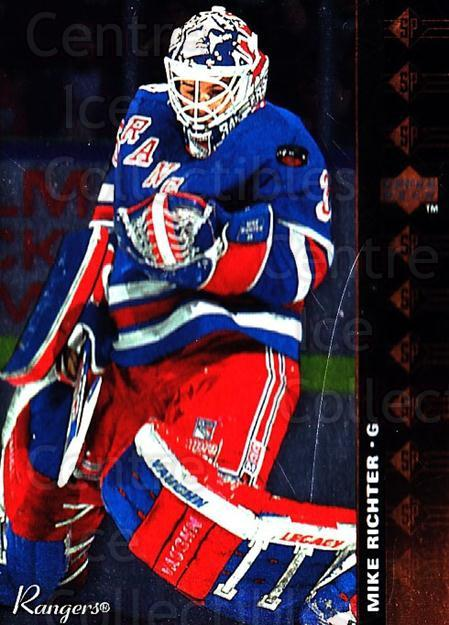 1994-95 Upper Deck SP Inserts #52 Mike Richter<br/>3 In Stock - $1.00 each - <a href=https://centericecollectibles.foxycart.com/cart?name=1994-95%20Upper%20Deck%20SP%20Inserts%20%2352%20Mike%20Richter...&quantity_max=3&price=$1.00&code=152844 class=foxycart> Buy it now! </a>