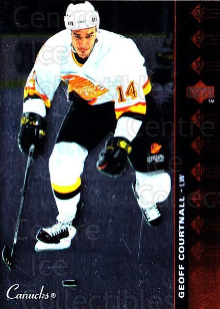 1994-95 Upper Deck SP Inserts #82 Geoff Courtnall<br/>4 In Stock - $1.00 each - <a href=https://centericecollectibles.foxycart.com/cart?name=1994-95%20Upper%20Deck%20SP%20Inserts%20%2382%20Geoff%20Courtnall...&quantity_max=4&price=$1.00&code=152876 class=foxycart> Buy it now! </a>