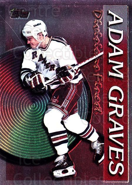 1994-95 Finest Divisions Finest Clear Cut #9 Adam Graves<br/>7 In Stock - $3.00 each - <a href=https://centericecollectibles.foxycart.com/cart?name=1994-95%20Finest%20Divisions%20Finest%20Clear%20Cut%20%239%20Adam%20Graves...&quantity_max=7&price=$3.00&code=1528 class=foxycart> Buy it now! </a>