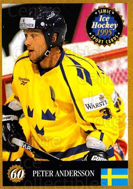 1995 Finnish Semic World Championships #60 Peter Andersson<br/>4 In Stock - $2.00 each - <a href=https://centericecollectibles.foxycart.com/cart?name=1995%20Finnish%20Semic%20World%20Championships%20%2360%20Peter%20Andersson...&quantity_max=4&price=$2.00&code=152928 class=foxycart> Buy it now! </a>