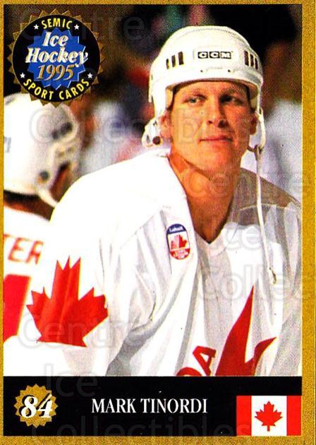 1995 Finnish Semic World Championships #84 Mark Tinordi<br/>11 In Stock - $2.00 each - <a href=https://centericecollectibles.foxycart.com/cart?name=1995%20Finnish%20Semic%20World%20Championships%20%2384%20Mark%20Tinordi...&quantity_max=11&price=$2.00&code=152948 class=foxycart> Buy it now! </a>