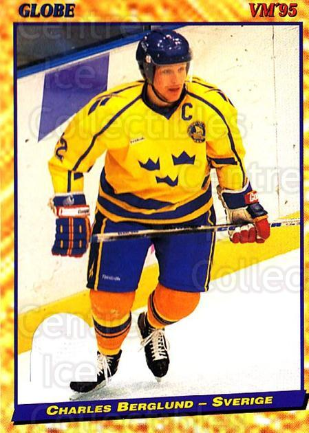 1995 Swedish Globe World Championships #37 Charles Berglund<br/>12 In Stock - $2.00 each - <a href=https://centericecollectibles.foxycart.com/cart?name=1995%20Swedish%20Globe%20World%20Championships%20%2337%20Charles%20Berglun...&price=$2.00&code=152972 class=foxycart> Buy it now! </a>