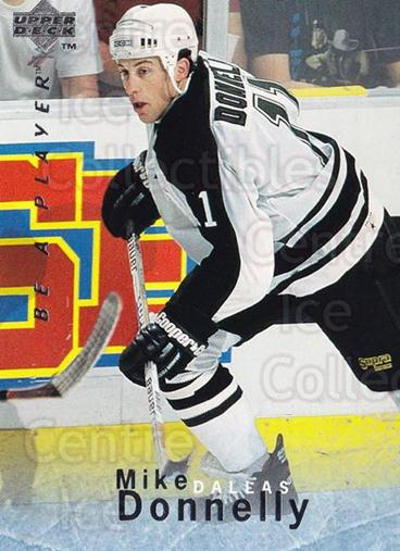 1995-96 Be A Player #80 Mike Donnelly<br/>4 In Stock - $1.00 each - <a href=https://centericecollectibles.foxycart.com/cart?name=1995-96%20Be%20A%20Player%20%2380%20Mike%20Donnelly...&quantity_max=4&price=$1.00&code=153116 class=foxycart> Buy it now! </a>