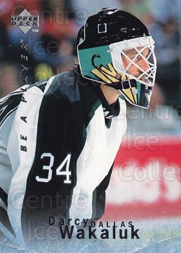 1995-96 Be A Player #90 Darcy Wakaluk<br/>5 In Stock - $1.00 each - <a href=https://centericecollectibles.foxycart.com/cart?name=1995-96%20Be%20A%20Player%20%2390%20Darcy%20Wakaluk...&quantity_max=5&price=$1.00&code=153127 class=foxycart> Buy it now! </a>