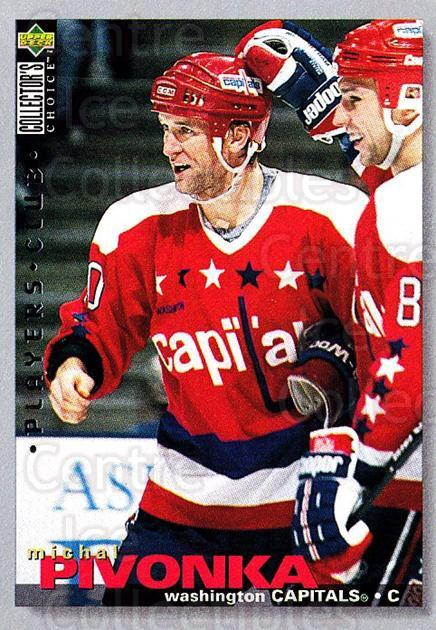 1995-96 Collectors Choice Players Club #260 Michal Pivonka<br/>5 In Stock - $2.00 each - <a href=https://centericecollectibles.foxycart.com/cart?name=1995-96%20Collectors%20Choice%20Players%20Club%20%23260%20Michal%20Pivonka...&quantity_max=5&price=$2.00&code=153462 class=foxycart> Buy it now! </a>