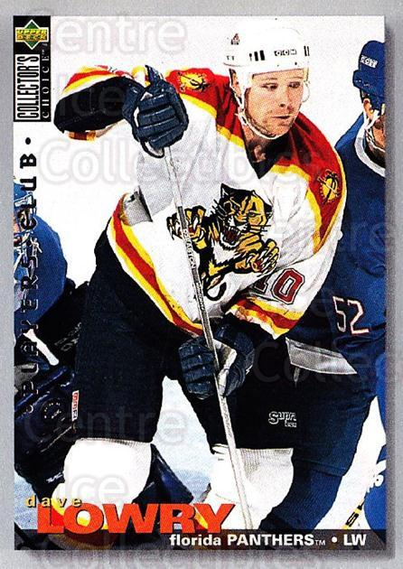 1995-96 Collectors Choice Players Club #299 Dave Lowry<br/>5 In Stock - $2.00 each - <a href=https://centericecollectibles.foxycart.com/cart?name=1995-96%20Collectors%20Choice%20Players%20Club%20%23299%20Dave%20Lowry...&quantity_max=5&price=$2.00&code=153502 class=foxycart> Buy it now! </a>