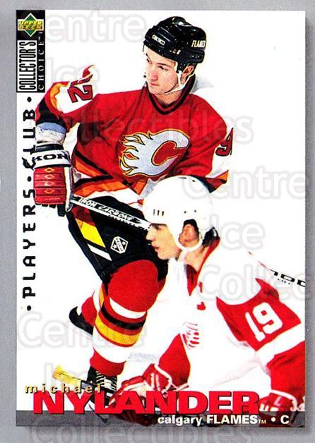 1995-96 Collectors Choice Players Club #311 Michael Nylander<br/>4 In Stock - $2.00 each - <a href=https://centericecollectibles.foxycart.com/cart?name=1995-96%20Collectors%20Choice%20Players%20Club%20%23311%20Michael%20Nylande...&quantity_max=4&price=$2.00&code=153517 class=foxycart> Buy it now! </a>