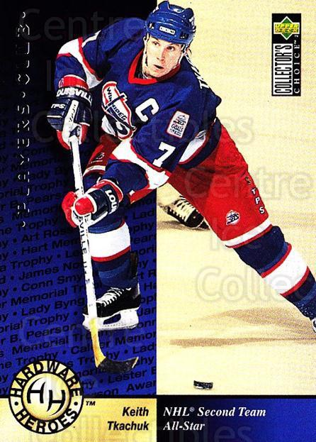 1995-96 Collectors Choice Players Club #382 Keith Tkachuk<br/>3 In Stock - $2.00 each - <a href=https://centericecollectibles.foxycart.com/cart?name=1995-96%20Collectors%20Choice%20Players%20Club%20%23382%20Keith%20Tkachuk...&quantity_max=3&price=$2.00&code=153575 class=foxycart> Buy it now! </a>