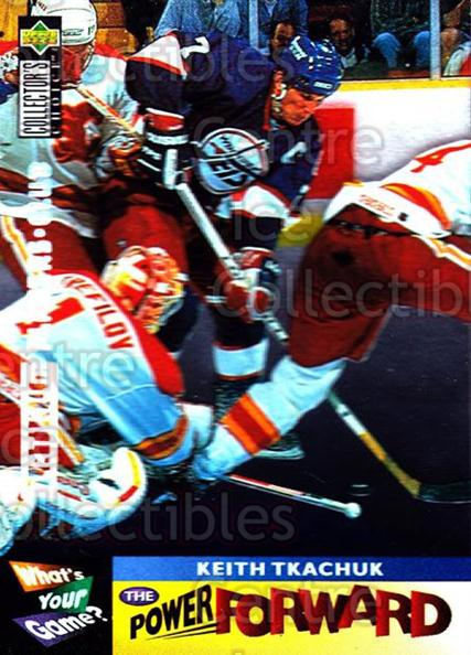 1995-96 Collectors Choice Players Club Platinum #356 Keith Tkachuk<br/>6 In Stock - $3.00 each - <a href=https://centericecollectibles.foxycart.com/cart?name=1995-96%20Collectors%20Choice%20Players%20Club%20Platinum%20%23356%20Keith%20Tkachuk...&quantity_max=6&price=$3.00&code=153725 class=foxycart> Buy it now! </a>