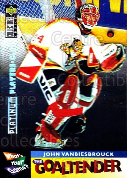 1995-96 Collectors Choice Players Club Platinum #368 John Vanbiesbrouck<br/>8 In Stock - $3.00 each - <a href=https://centericecollectibles.foxycart.com/cart?name=1995-96%20Collectors%20Choice%20Players%20Club%20Platinum%20%23368%20John%20Vanbiesbro...&quantity_max=8&price=$3.00&code=153732 class=foxycart> Buy it now! </a>