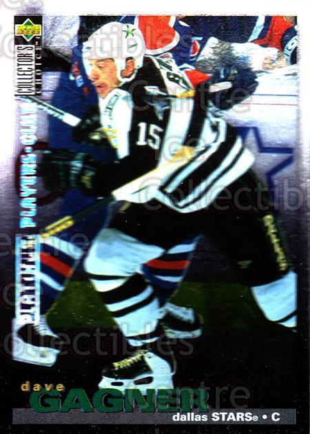 1995-96 Collectors Choice Players Club Platinum #7 Dave Gagner<br/>1 In Stock - $3.00 each - <a href=https://centericecollectibles.foxycart.com/cart?name=1995-96%20Collectors%20Choice%20Players%20Club%20Platinum%20%237%20Dave%20Gagner...&quantity_max=1&price=$3.00&code=153779 class=foxycart> Buy it now! </a>