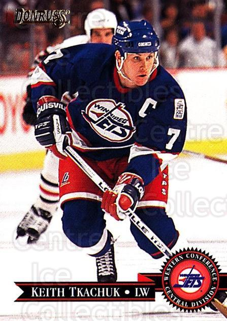 1995-96 Donruss #78 Keith Tkachuk<br/>4 In Stock - $1.00 each - <a href=https://centericecollectibles.foxycart.com/cart?name=1995-96%20Donruss%20%2378%20Keith%20Tkachuk...&quantity_max=4&price=$1.00&code=153975 class=foxycart> Buy it now! </a>