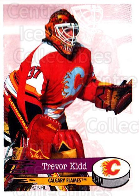 1995-96 Panini Stickers #243 Trevor Kidd<br/>2 In Stock - $1.00 each - <a href=https://centericecollectibles.foxycart.com/cart?name=1995-96%20Panini%20Stickers%20%23243%20Trevor%20Kidd...&quantity_max=2&price=$1.00&code=154587 class=foxycart> Buy it now! </a>