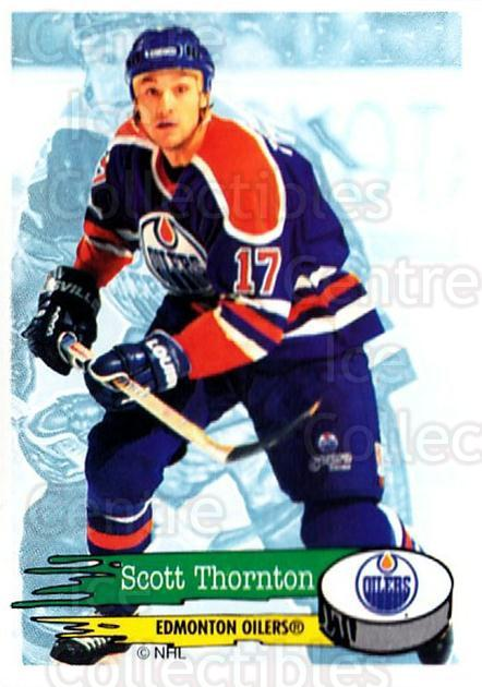 1995-96 Panini Stickers #258 Scott Thornton<br/>6 In Stock - $1.00 each - <a href=https://centericecollectibles.foxycart.com/cart?name=1995-96%20Panini%20Stickers%20%23258%20Scott%20Thornton...&quantity_max=6&price=$1.00&code=154601 class=foxycart> Buy it now! </a>