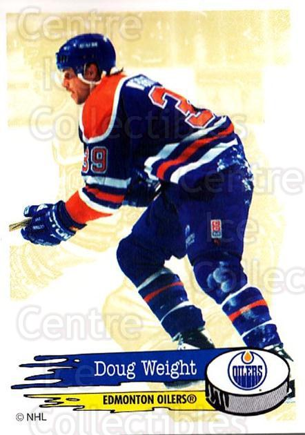 1995-96 Panini Stickers #259 Doug Weight<br/>5 In Stock - $1.00 each - <a href=https://centericecollectibles.foxycart.com/cart?name=1995-96%20Panini%20Stickers%20%23259%20Doug%20Weight...&quantity_max=5&price=$1.00&code=154602 class=foxycart> Buy it now! </a>