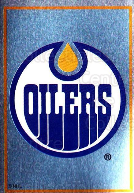 1995-96 Panini Stickers #262 Edmonton Oilers<br/>6 In Stock - $1.00 each - <a href=https://centericecollectibles.foxycart.com/cart?name=1995-96%20Panini%20Stickers%20%23262%20Edmonton%20Oilers...&quantity_max=6&price=$1.00&code=154606 class=foxycart> Buy it now! </a>