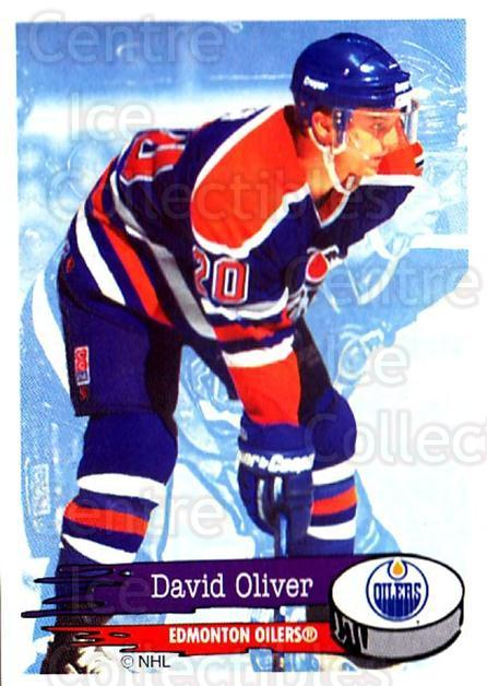 1995-96 Panini Stickers #263 David Oliver<br/>6 In Stock - $1.00 each - <a href=https://centericecollectibles.foxycart.com/cart?name=1995-96%20Panini%20Stickers%20%23263%20David%20Oliver...&quantity_max=6&price=$1.00&code=154607 class=foxycart> Buy it now! </a>