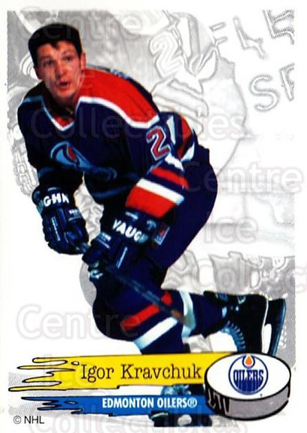 1995-96 Panini Stickers #264 Igor Kravchuk<br/>6 In Stock - $1.00 each - <a href=https://centericecollectibles.foxycart.com/cart?name=1995-96%20Panini%20Stickers%20%23264%20Igor%20Kravchuk...&quantity_max=6&price=$1.00&code=154608 class=foxycart> Buy it now! </a>