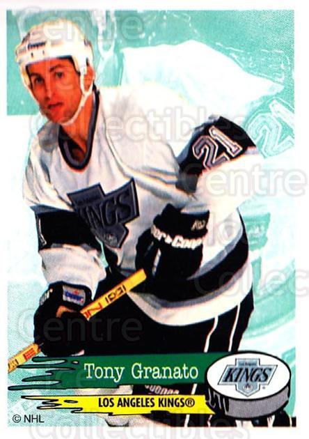 1995-96 Panini Stickers #267 Tony Granato<br/>6 In Stock - $1.00 each - <a href=https://centericecollectibles.foxycart.com/cart?name=1995-96%20Panini%20Stickers%20%23267%20Tony%20Granato...&quantity_max=6&price=$1.00&code=154610 class=foxycart> Buy it now! </a>