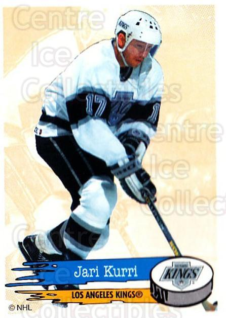1995-96 Panini Stickers #270 Jari Kurri<br/>6 In Stock - $1.00 each - <a href=https://centericecollectibles.foxycart.com/cart?name=1995-96%20Panini%20Stickers%20%23270%20Jari%20Kurri...&quantity_max=6&price=$1.00&code=154614 class=foxycart> Buy it now! </a>