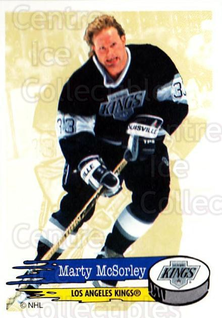 1995-96 Panini Stickers #274 Marty McSorley<br/>5 In Stock - $1.00 each - <a href=https://centericecollectibles.foxycart.com/cart?name=1995-96%20Panini%20Stickers%20%23274%20Marty%20McSorley...&quantity_max=5&price=$1.00&code=154618 class=foxycart> Buy it now! </a>