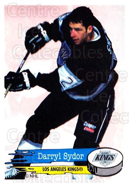 1995-96 Panini Stickers #275 Darryl Sydor<br/>3 In Stock - $1.00 each - <a href=https://centericecollectibles.foxycart.com/cart?name=1995-96%20Panini%20Stickers%20%23275%20Darryl%20Sydor...&quantity_max=3&price=$1.00&code=154619 class=foxycart> Buy it now! </a>