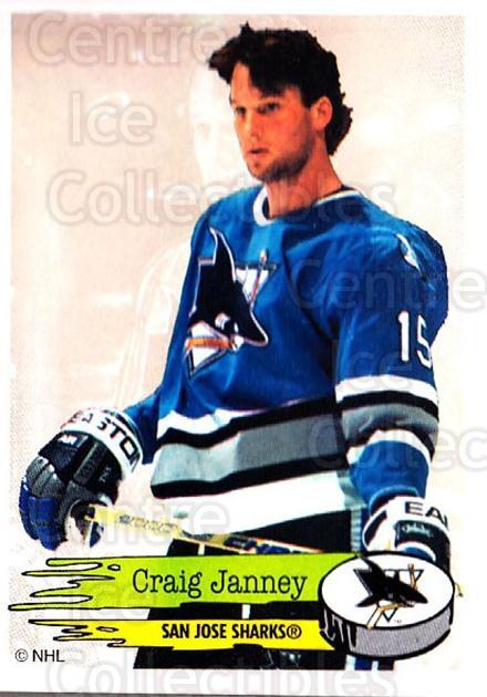 1995-96 Panini Stickers #277 Craig Janney<br/>6 In Stock - $1.00 each - <a href=https://centericecollectibles.foxycart.com/cart?name=1995-96%20Panini%20Stickers%20%23277%20Craig%20Janney...&quantity_max=6&price=$1.00&code=154621 class=foxycart> Buy it now! </a>